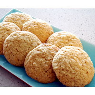Coconut Oatmeal Cookies I