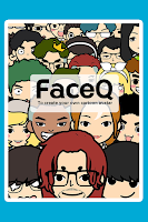 Screenshot of FaceQ