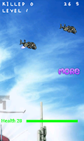 Screenshot of Air Combat Shooter 2014