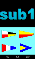 Screenshot of Maritime Flags
