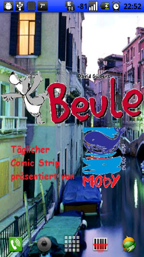 Daily beule comic viewer