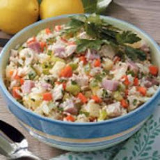 Hearty Rice Salad