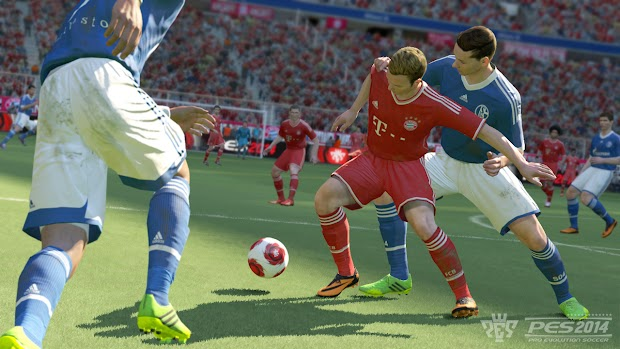 PES 2015 co-developed in the UK to increase it's European appeal