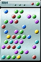 Screenshot of Bubble Fury