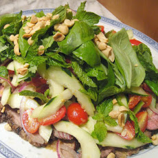Cook the Book: Thai Beef Salad