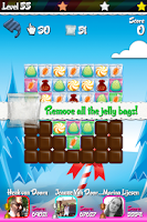 Screenshot of Sugar Rush HD