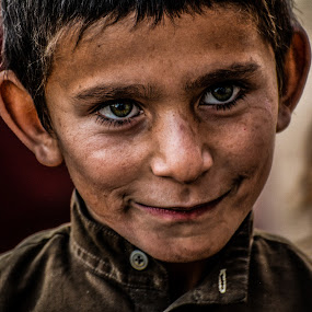 why so serious by Adnan Aslam - Babies & Children Child Portraits ( children, streets, portraits )
