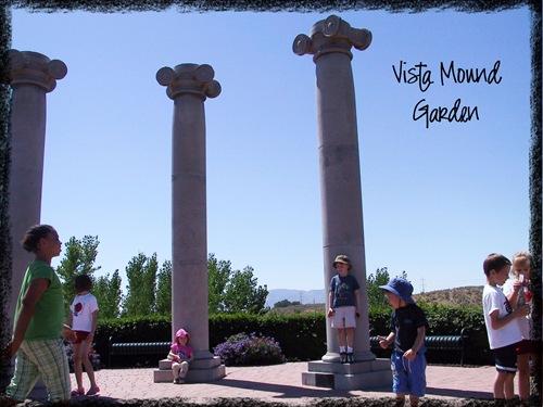 vista mound garden