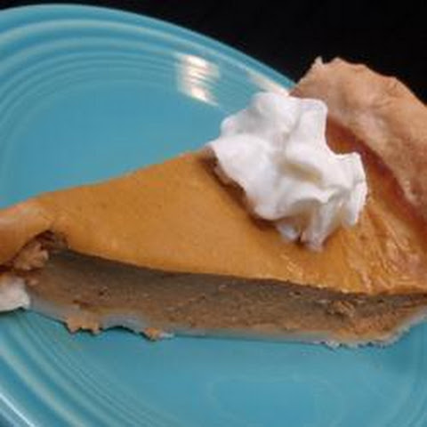 Sugarless Pumpkin Pie II