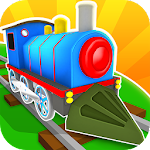 Train Driving Simulator 2016 1.0.1 Apk