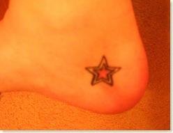 Dana's tattoo