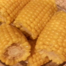 SUGAR - FREE 15 Minutes Simply Boiled Sweet Corn