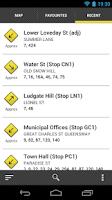 Screenshot of UK Bus Times - Catch That Bus!