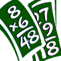 MyCard Flash Cards Math icon