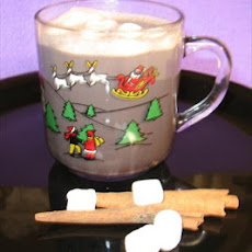 Sinless Dark Chocolate Hot Chocolate