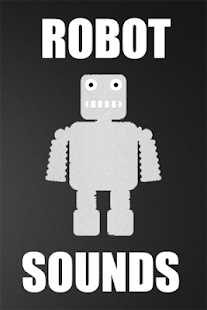 Robot Sounds - screenshot