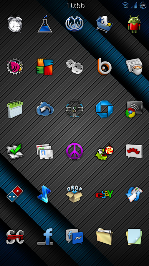 Cobalt Icon Pack Screenshot 6