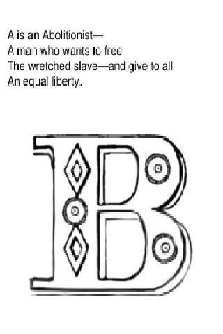 玩書籍App|反奴隸制字母,免費|APP試玩