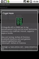 Screenshot of Crypt Haze