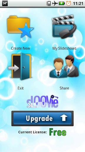 Sloovie: Slideshow Creator