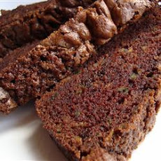 Chocolate Zucchini Bread I