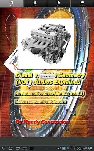 Diesel VGT Turbos Explained