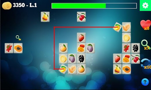 Onet Fruit Puzzles - screenshot
