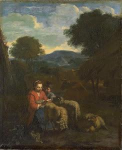 RIJKS: Simon van der Does: painting 1706