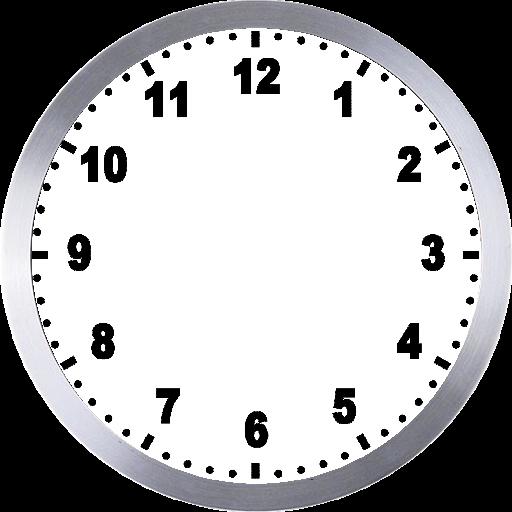 模擬簡單的時鐘 個人化 App LOGO-APP試玩
