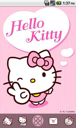 Hello Kitty Theme 5