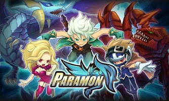 Screenshot of Paramon