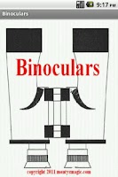 Screenshot of Binoculars