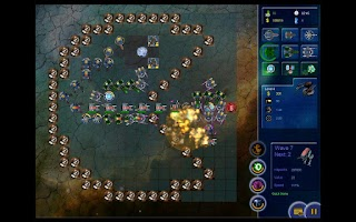 Screenshot of Planet Defense