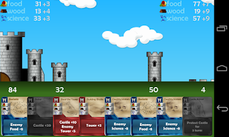 Screenshot of Castles Under Siege Free