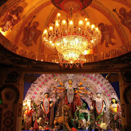 World famous Durga Puja by Anindya Bhattacharjee - News & Events World Events ( durga puja, durga )