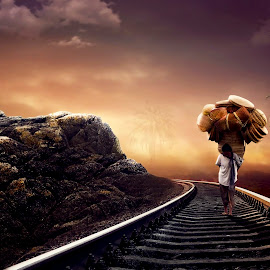 Untuk Hidup by Juprinaldi Photoart  - Digital Art Things