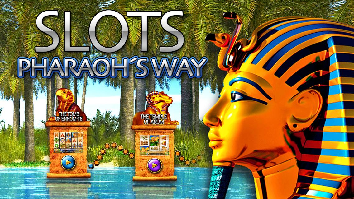 Slots - Pharaoh's Way Screenshot 10