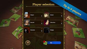 Screenshot of Carcassonne