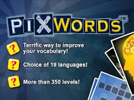 Screenshot of PixWords™