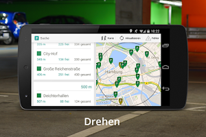 Screenshot of ParkDa - Parken in Deutschland