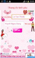 Screenshot of Tin Nhắn Tình Yêu