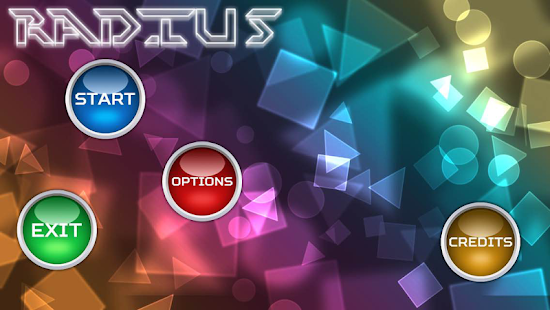 Radius - screenshot