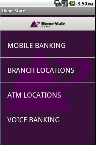 Home State Bank Mobile Banking