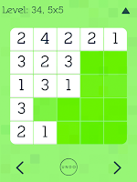 Screenshot of Digits