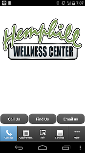 Hemphill Wellness Mobile - screenshot