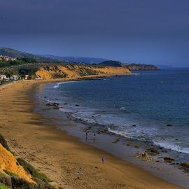 Crystal Cove State Beach by Jose Matutina - Landscapes Beaches ( crystal cove, orange county, california, state beach, newport beach )