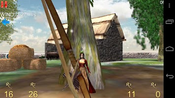Screenshot of Longbow - Archery 3D