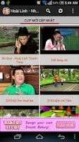 Screenshot of Hài Hoài Linh - Nhật Cường