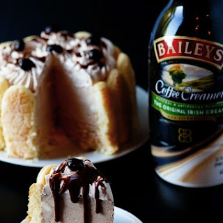 BAILEYS® Coffee Creamer Frozen Tiramisu Cheesecake