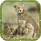 Wild Animals Jigsaw Puzzle icon